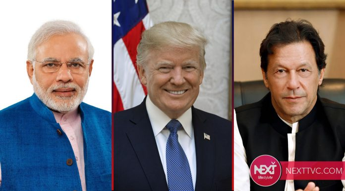 Imran Khan, Donald Trump, Modi